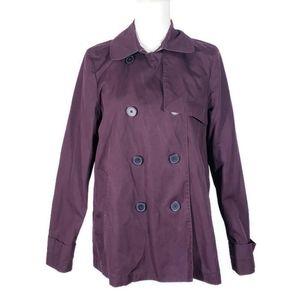 EVERLANE Plum Jacket